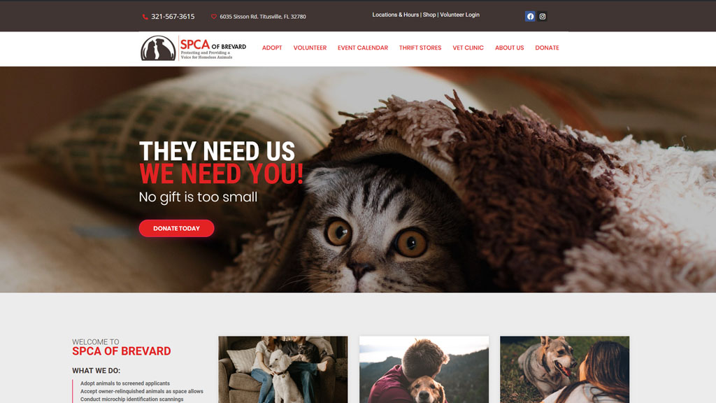 SPCA of North Brevard